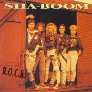 Sha-Boom - R.O.C.K