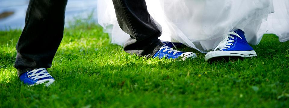 Bröllopsskorna